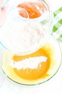 Carrot Cake Loaf Cake Step 3