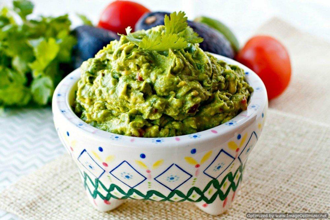 Best guacamole dip recipe easy