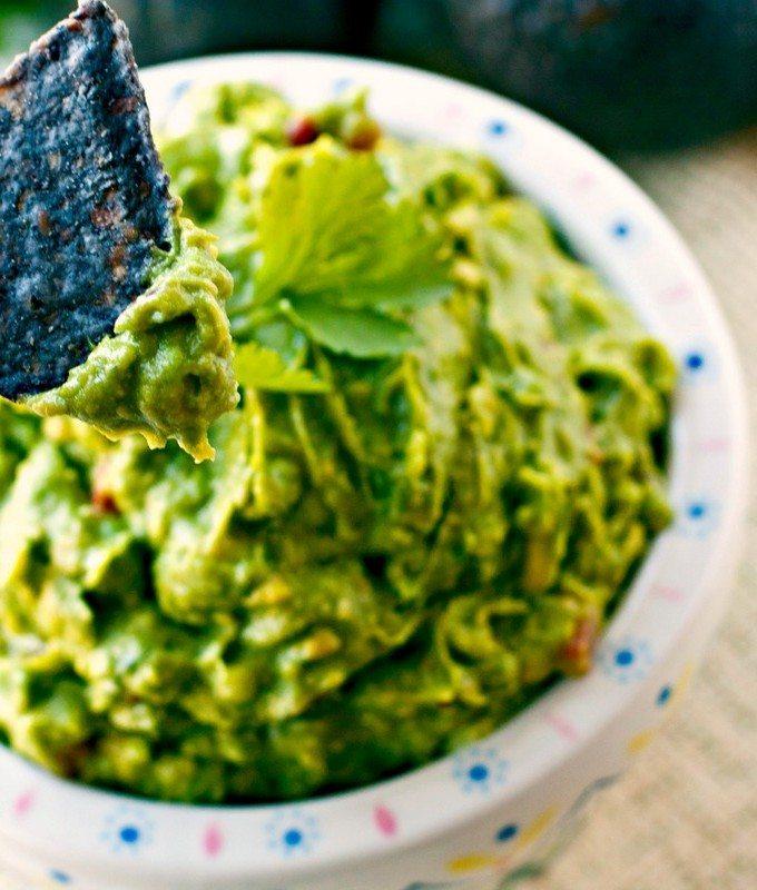 Guacamole Recipe – The Best EVER!