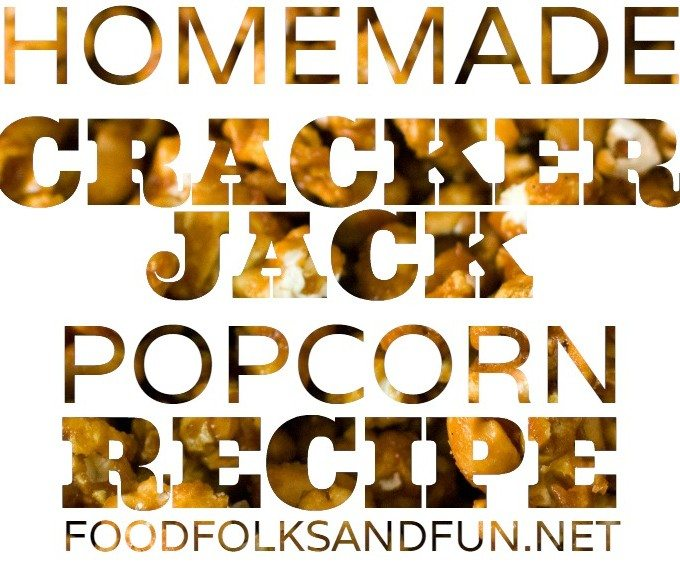 Cracker Jack Recipe – a Homemade Copycat!