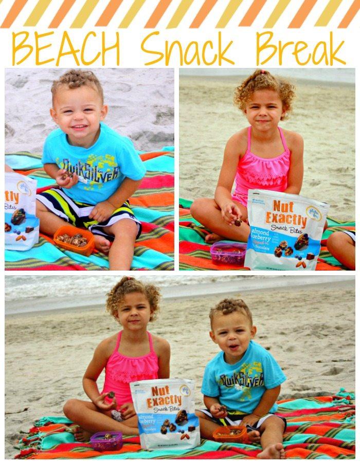 Beach Snack Break