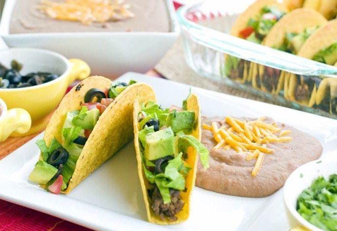 Oven Tacos Recipe