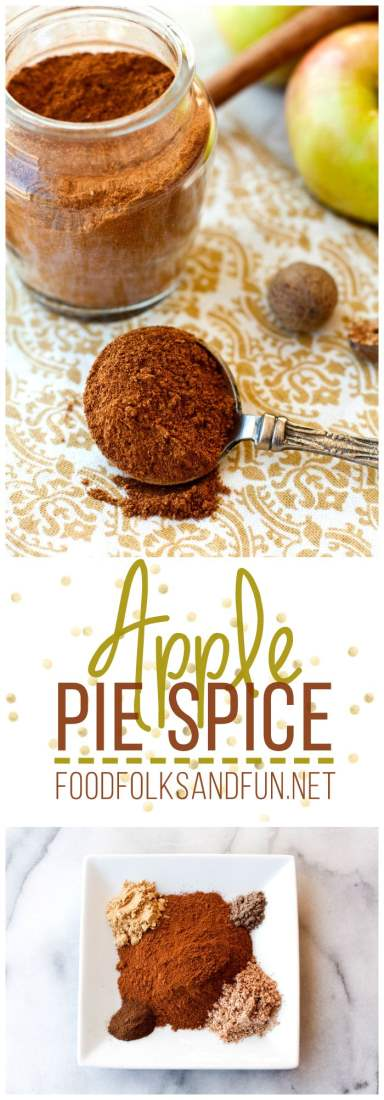 Save some money this fall by making this Apple Pie Spice recipe. It comes in handy for more than just apple pie! Come see my favorite 10 uses!