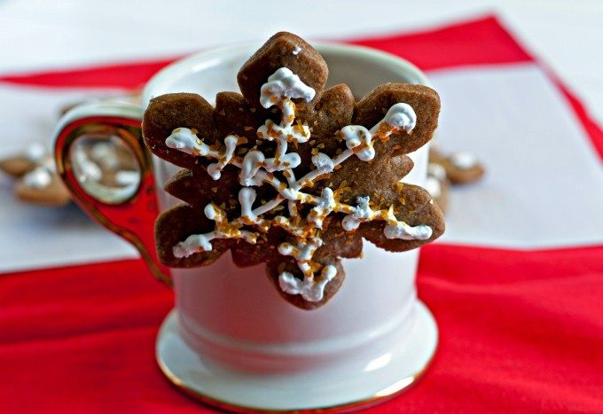 Hanging Gingerbread Cookie Recipe