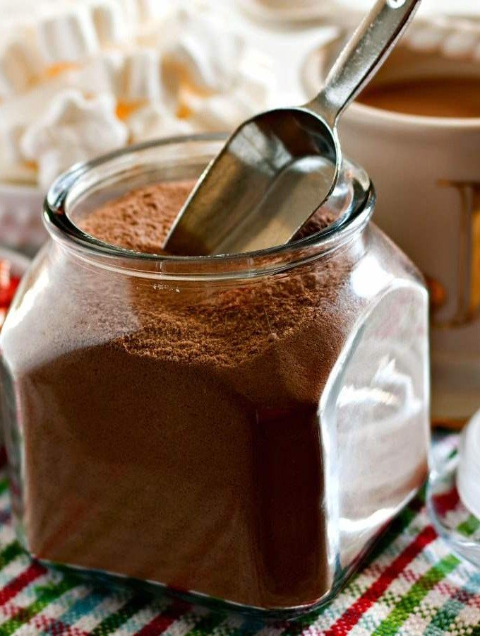 Homemade Hot Chocolate Mix