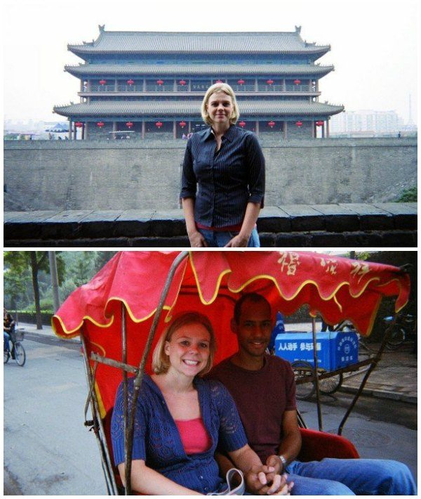 Me in China!