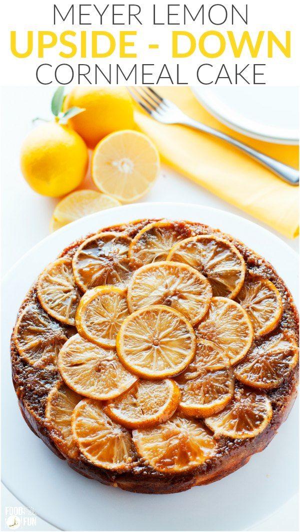 Lemon And Lime Marmalade Cake