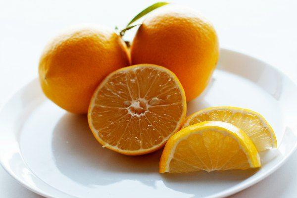 Beautiful Meyer Lemons