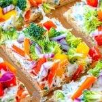 Very Best Crescent Roll Pizza recipe