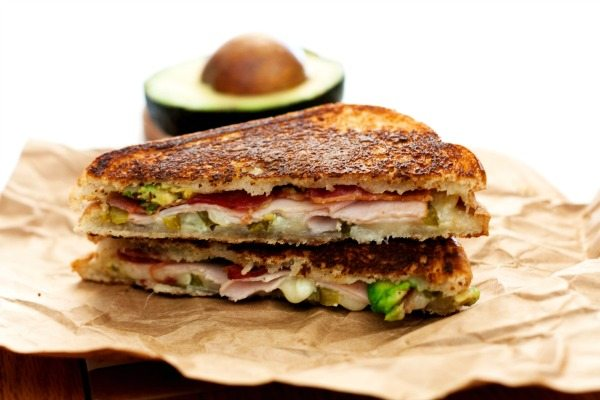 Monterey Grilled Cheese • Food, Folks and Fun