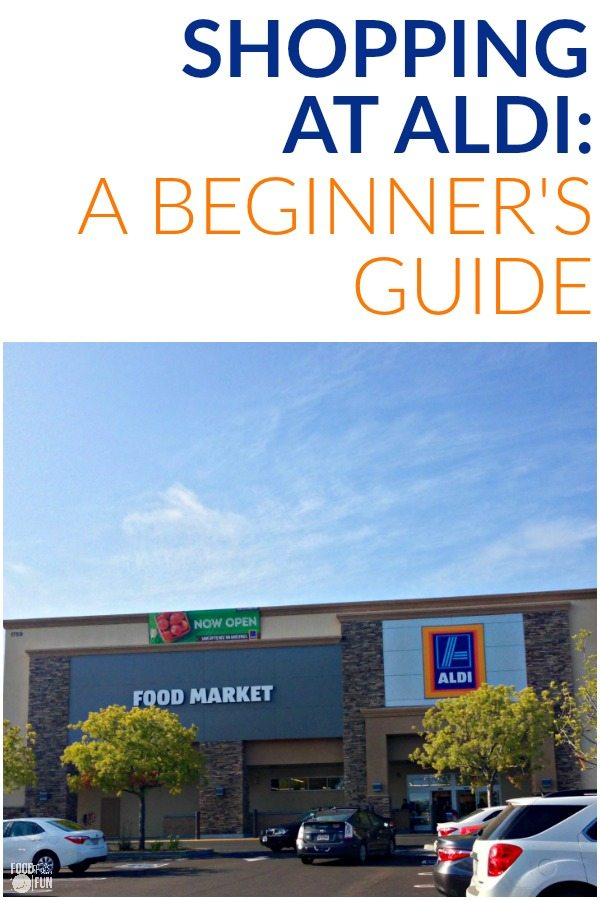 Shopping at ALDI: a Beginner's Guide