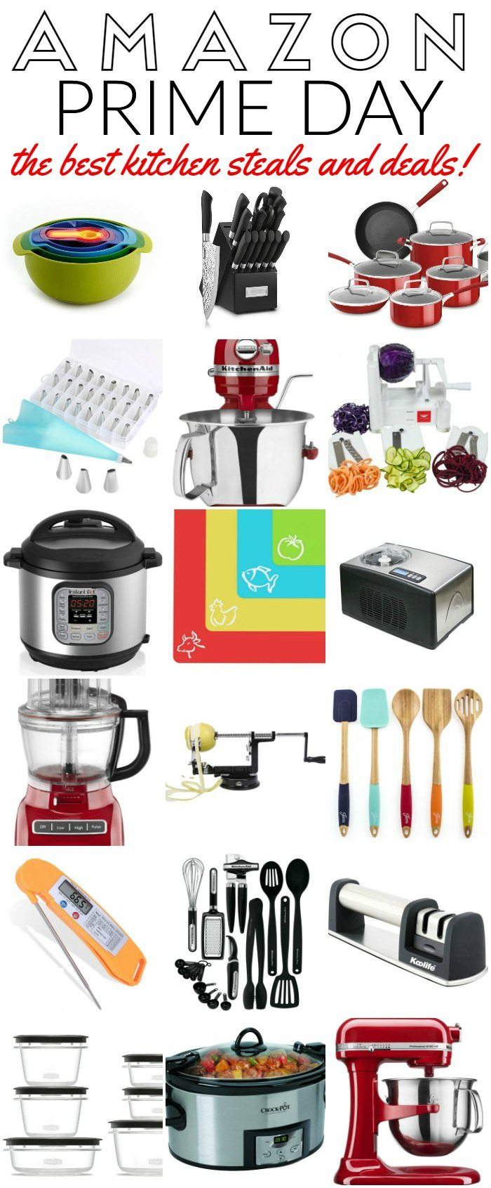 Amazon Prime Day The Best Kitchen Deals Food Folks