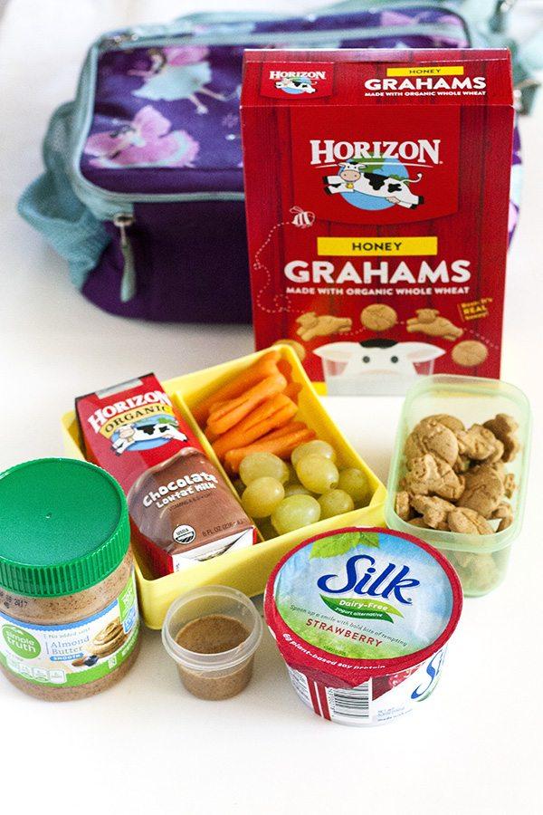 Easy & Healthy Lunch Box Idea