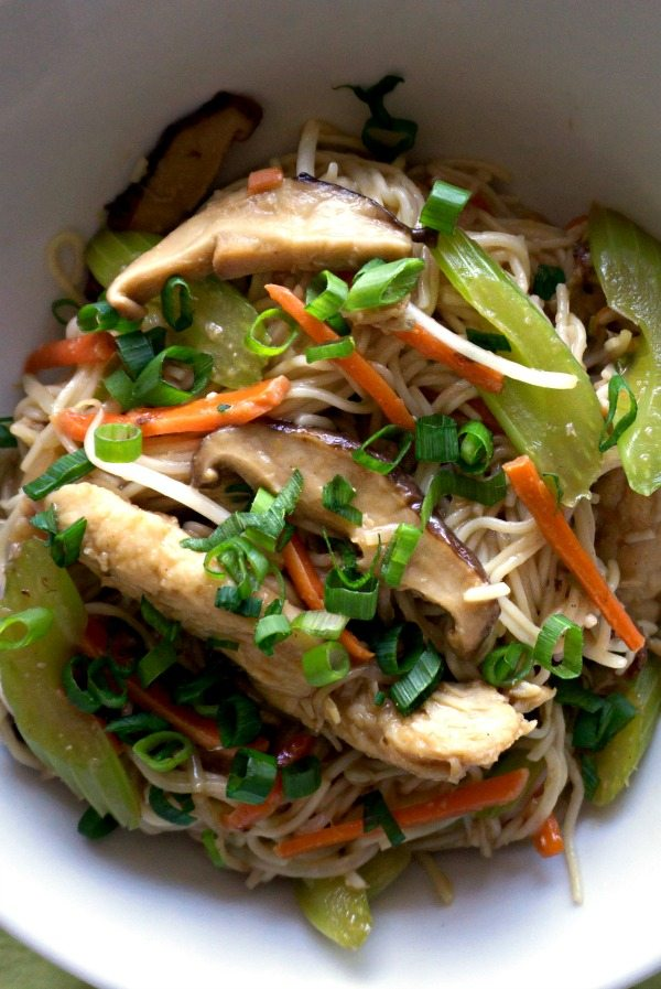 Chicken Chow Mein – the real deal!