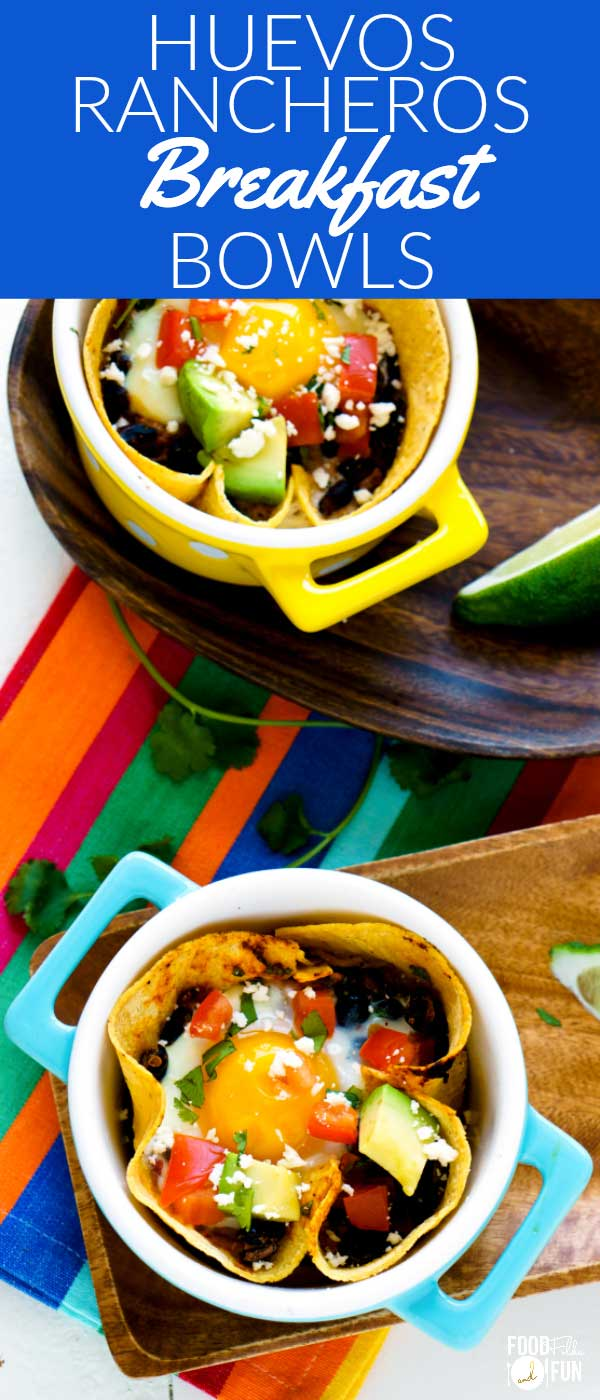 Healthy huevos rancheros breakfast bowls food folks and fun these healthy huevos rancheros breakfast bowls are not only easy to make but so satisfying forumfinder Gallery