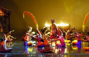Devdan Show-Treasure of the Archipelago is a must-see performance for the whole family, and it's one of the top things to do in Bali!