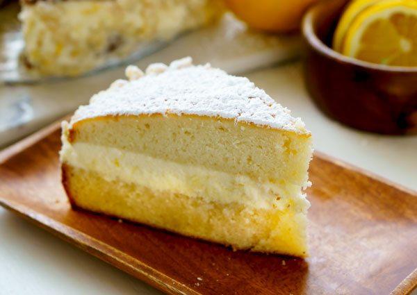 Authentic Olive Garden Lemon Cream Cake Recipes