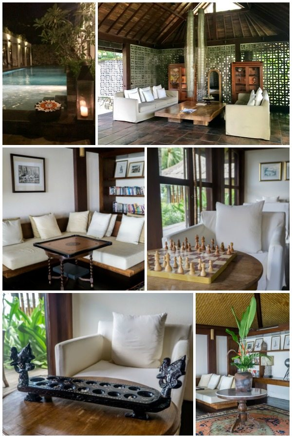 Where to stay in Lombok - amenities at Jeeva Klui Resort