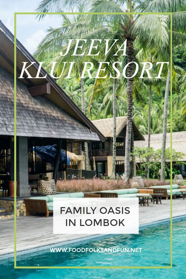 Family Resort in Lombok, Indonesia - Jeeva Klui Resort, Senggigi
