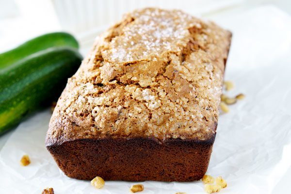 The best Zucchini bread recipe