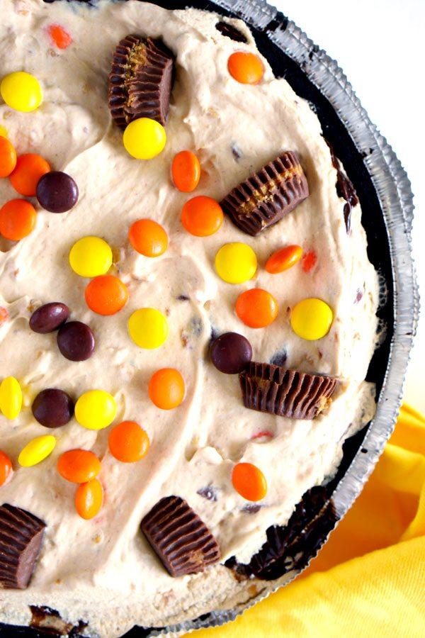 Frozen Peanut Butter Pie Recipe