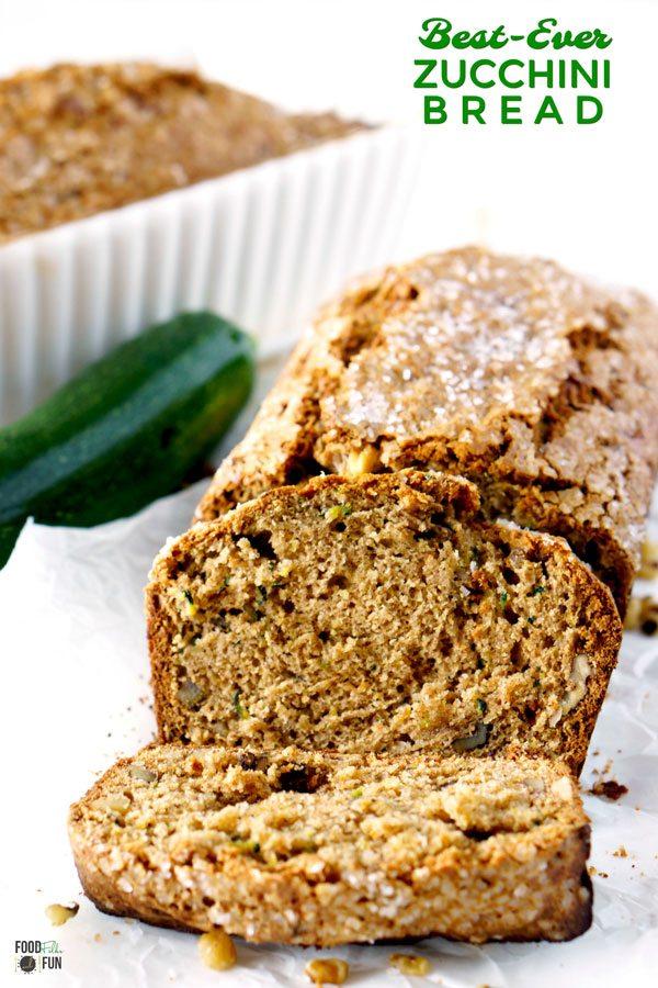 How to make zucchini bread?
