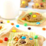 Monster Cookies recipe that is gluten-free