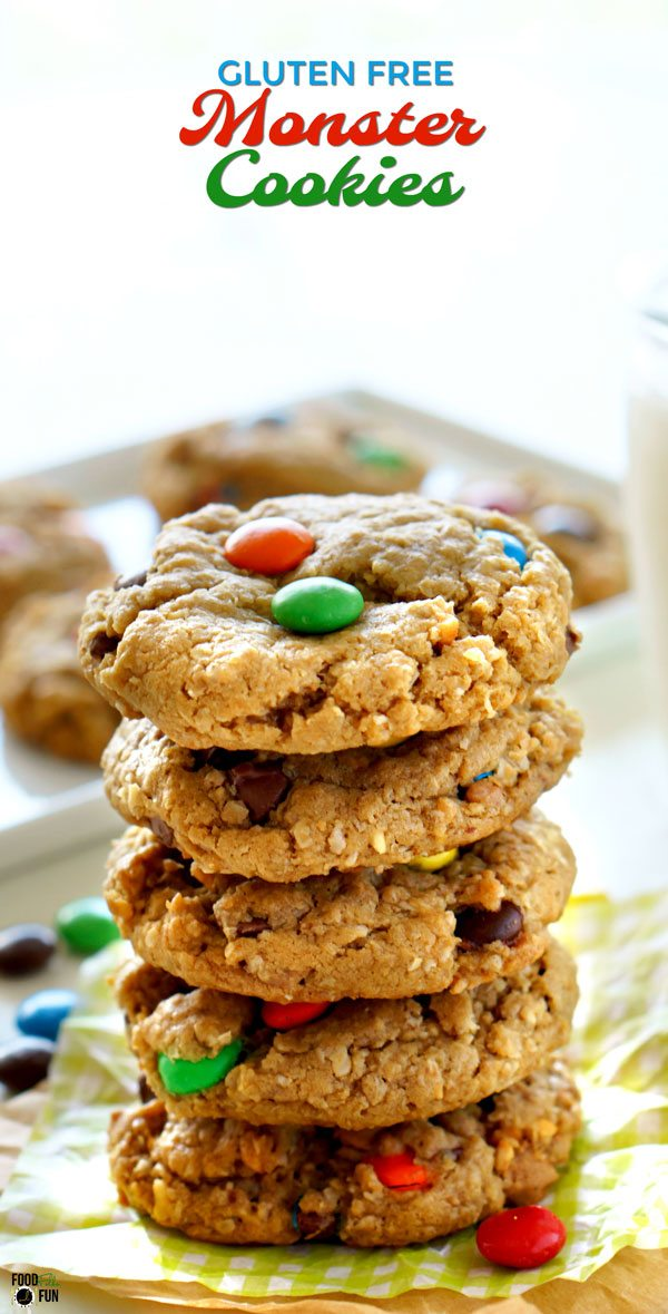 The Best Monster Cookies recipe ever!