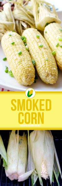 The best smoked corn on the cob recipe