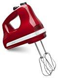 A handheld mixer