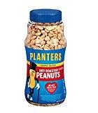 A jar of peanuts