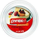 a pyrex pie plate