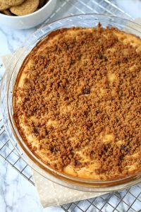 The best-ever Baked Pumpkin Cheesecake Dip