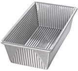 Metal bread pan