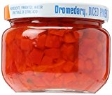 A jar of diced pimentos