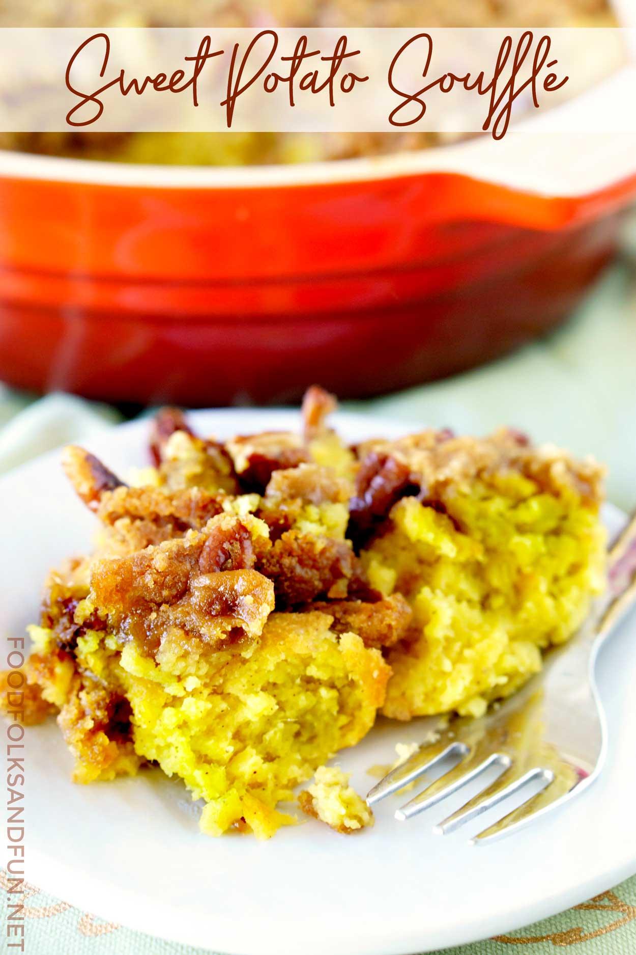 Potato souffle recipes