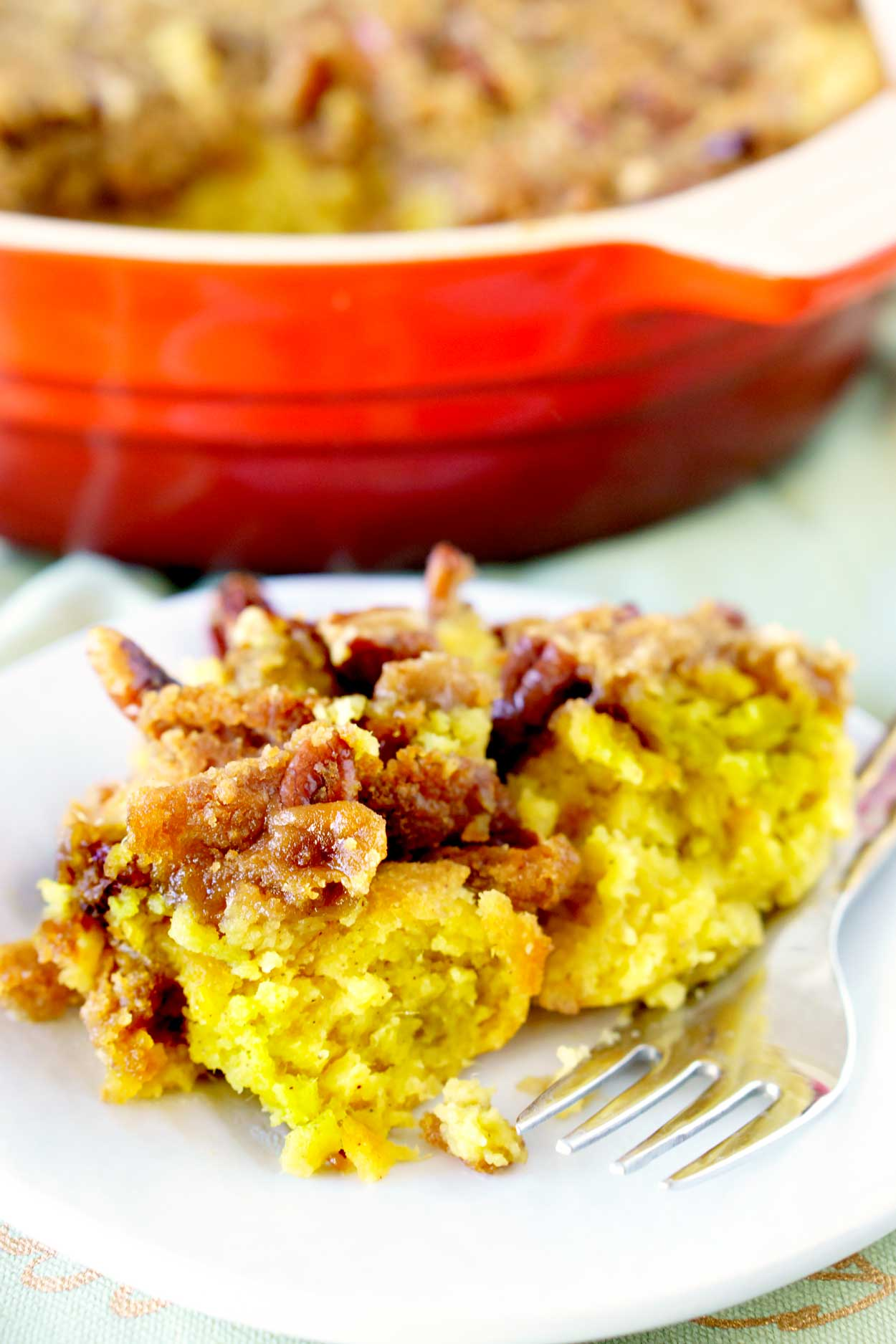 Best-Ever Sweet Potato Soufflé recipe