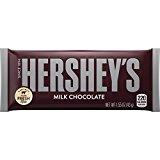 Hershey\'s chocolate bar