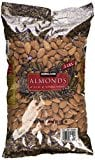A bag of almonds