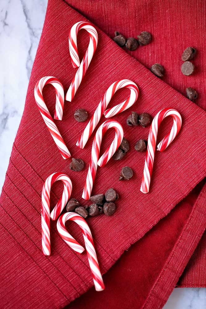 Peppermint and Chocolate - the best flavor combination for Christmas!