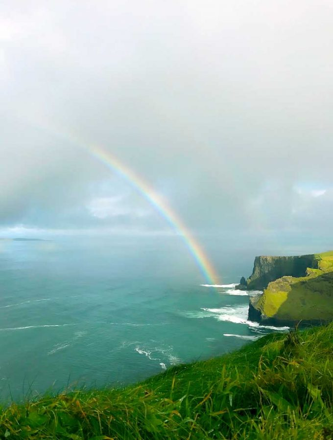 The Cliffs of Moher – By Land and by Sea