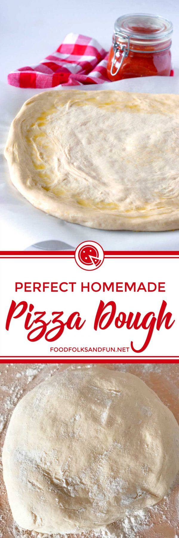 How to Make the Perfect Homemade Pizza Crust.