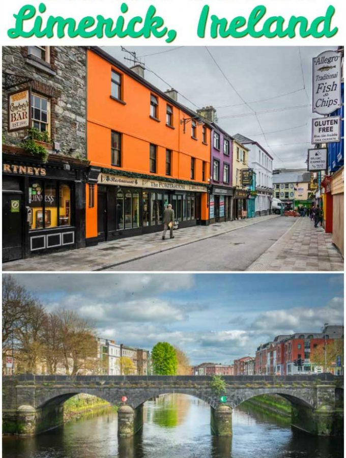 A Night Out in Limerick, Ireland!