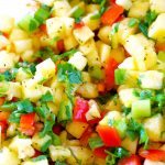 Delicious Pineapple Salsa recipe