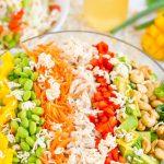 Simple Asian Ramen Noodle Salad Step 2