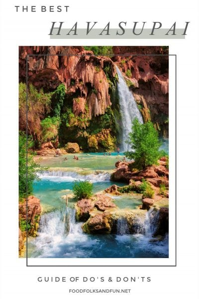 The Best Havasupai Falls Arizona Guide.