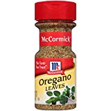 Oregano Spice container