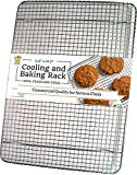 Wire cooling and baking rack