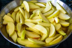 Step 2 - How to Make Fried Apples