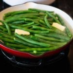 How to Cook Fresh Green Beans - Step 4